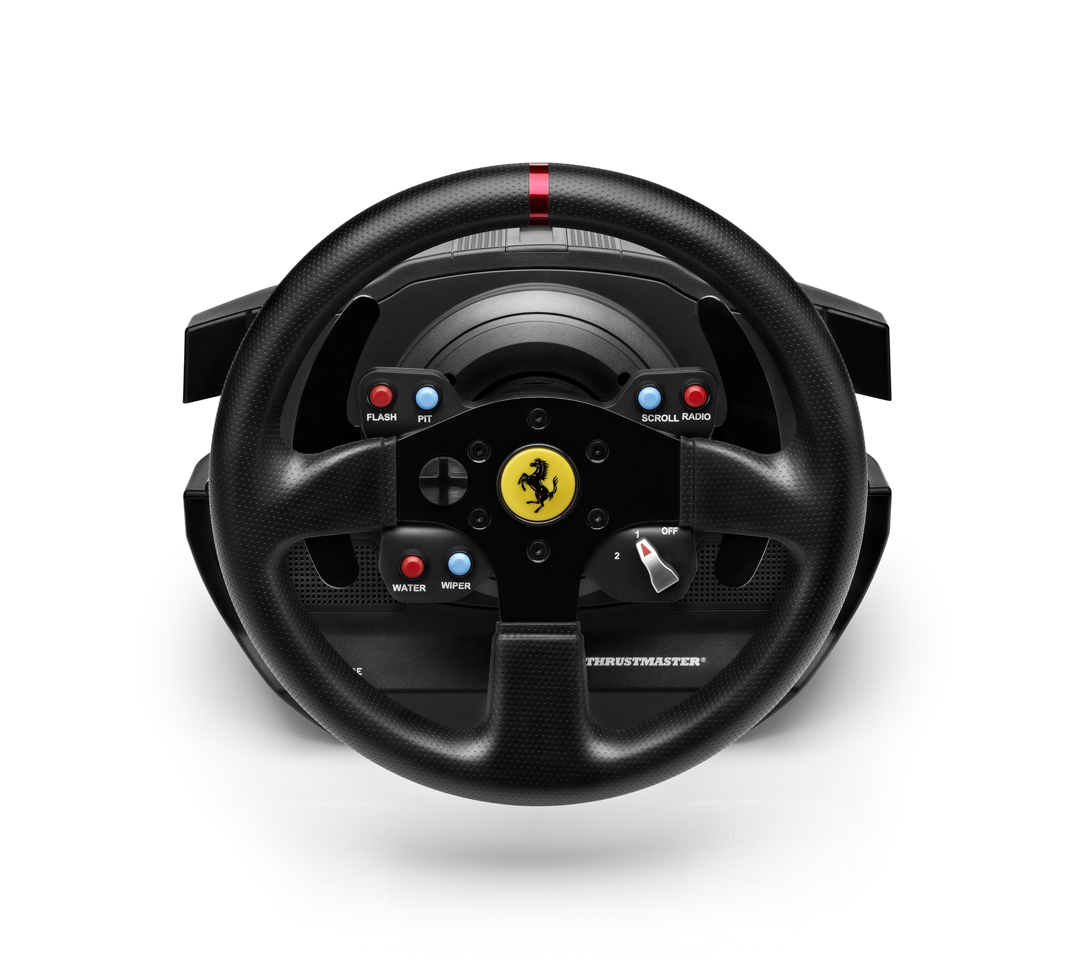 Thrustmaster T500 RS Wheel Plate - Page 3 - Thrustmaster