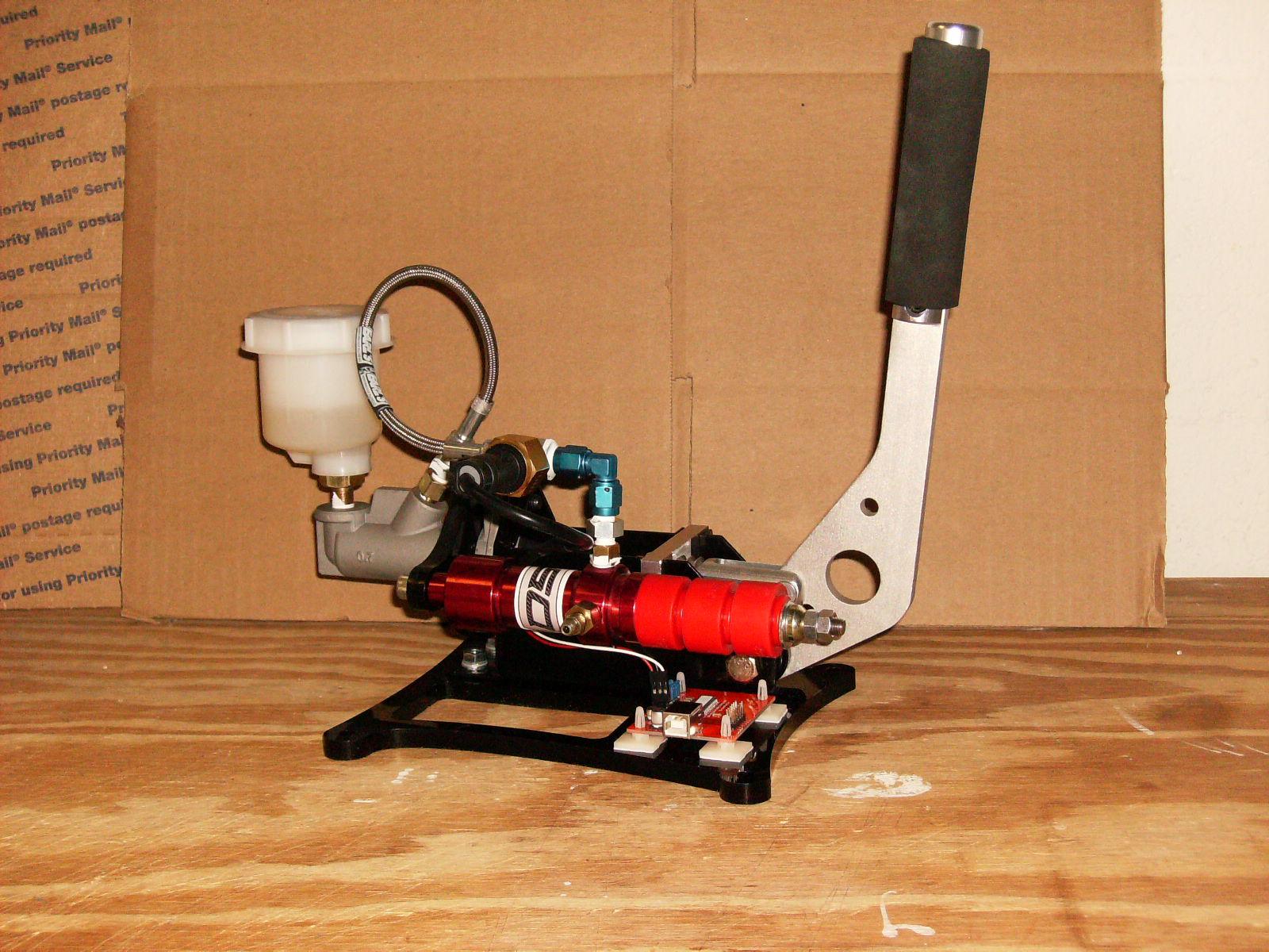 Derek Speare Designs Hydraulic Handbrake Virtualr Net
