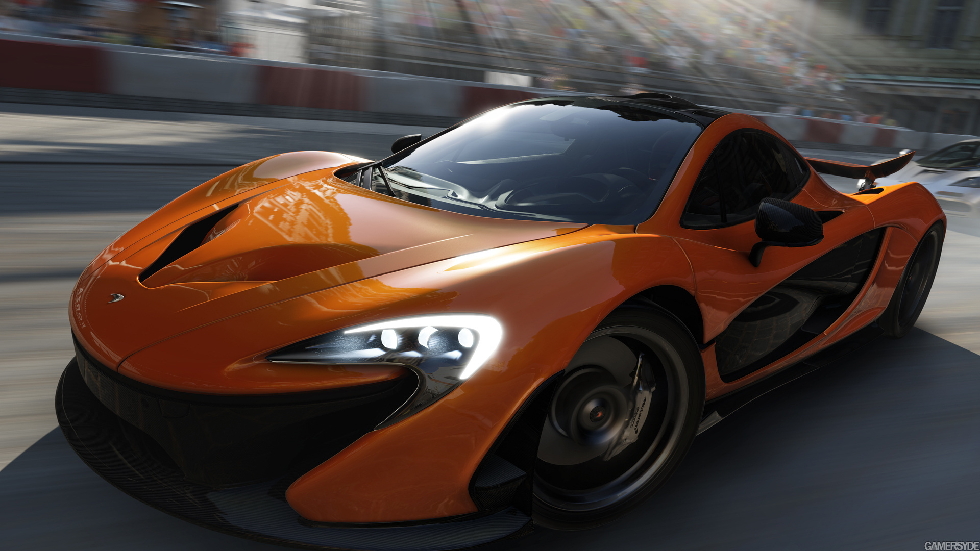 Forza Motorsport 5 – Mclaren P1 Previews — VirtualR – Sim Racing News