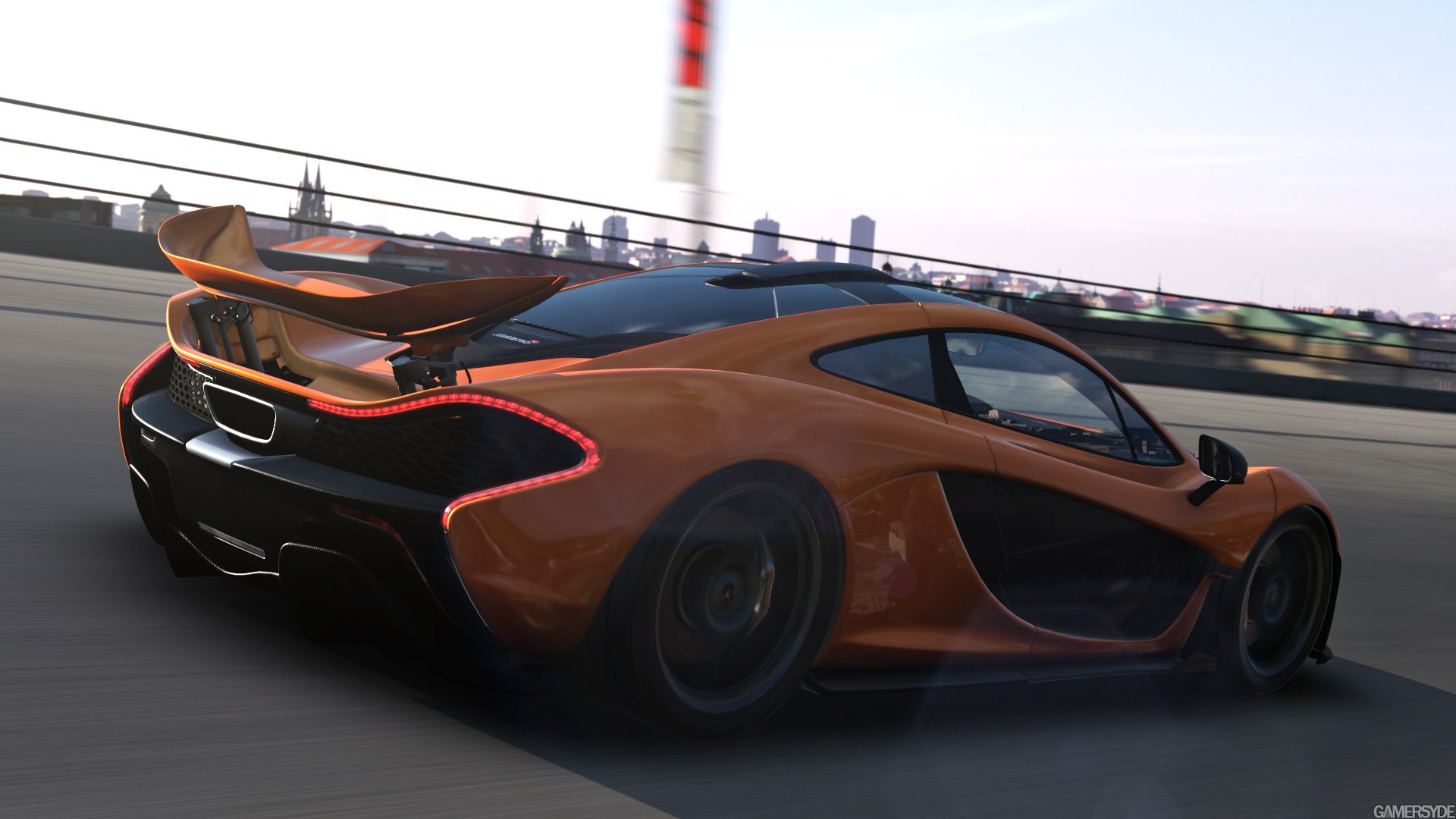 forza motorsport 5 mclaren p1 previews sim racing news. Black Bedroom Furniture Sets. Home Design Ideas