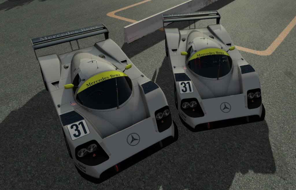 1991 Group C mod for rF2 (also rF1 & Race07) - A R S E