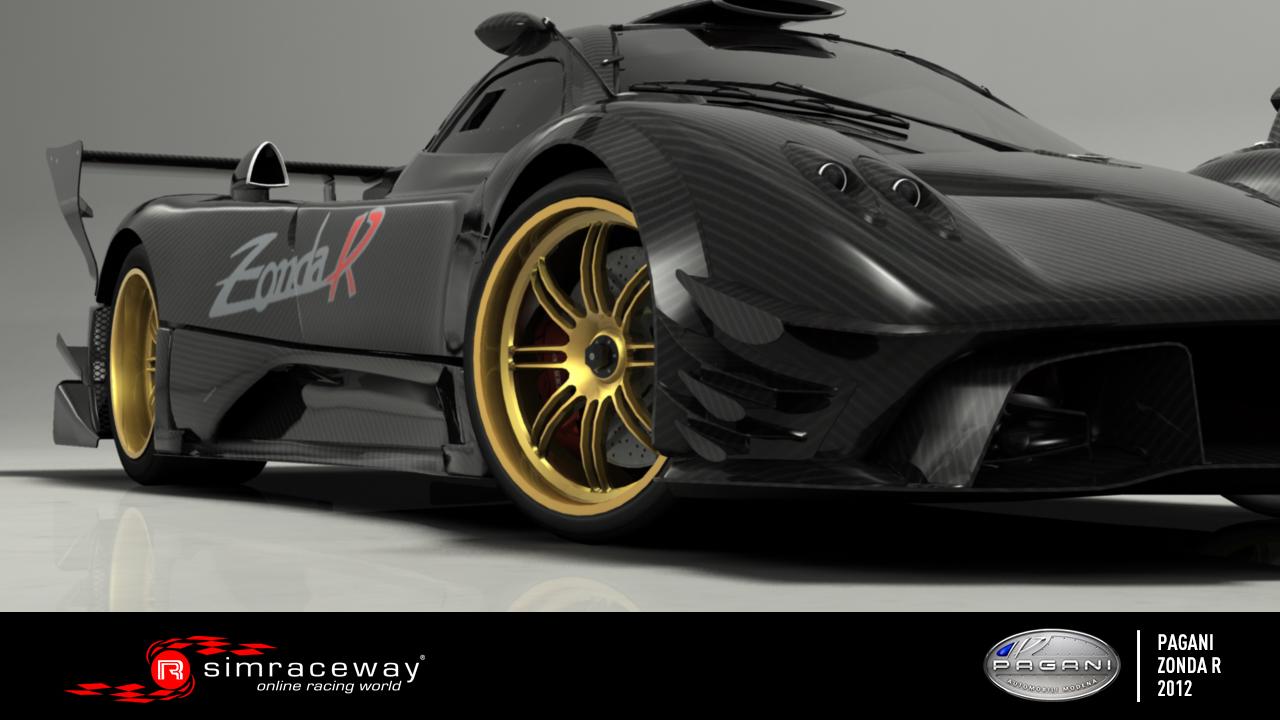 simraceway pagani zonda r available 100 independent sim racing news