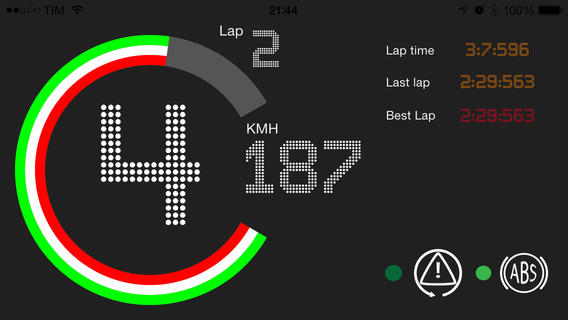 Assetto Corsa – AC Dashboard for iOS – VirtualR net – 100