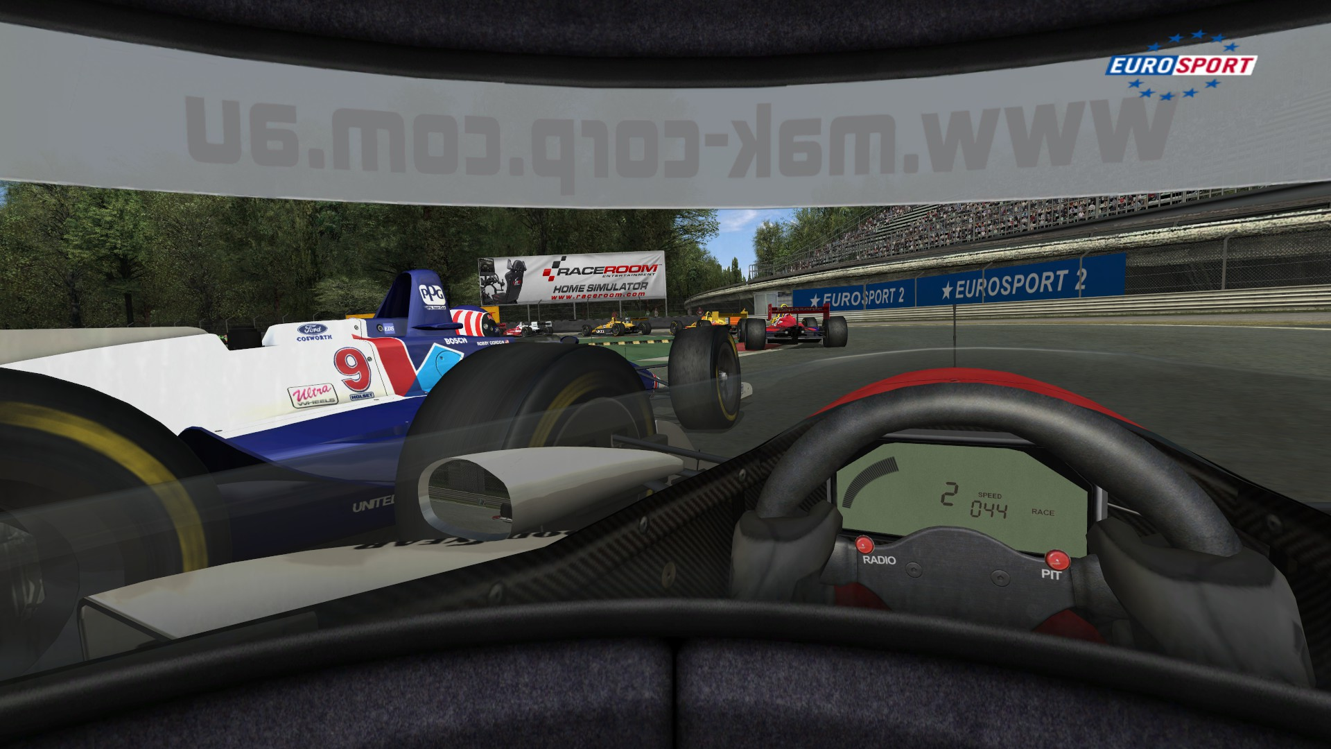 Cart 1994 1995 For Race07 Released Virtualr Net Sim