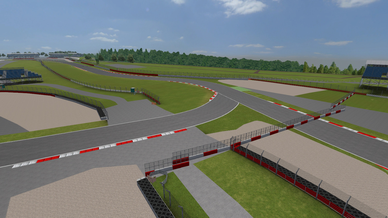 Silverstone Circuit 2012 for rFactor – Released – VirtualR.net – Sim ...