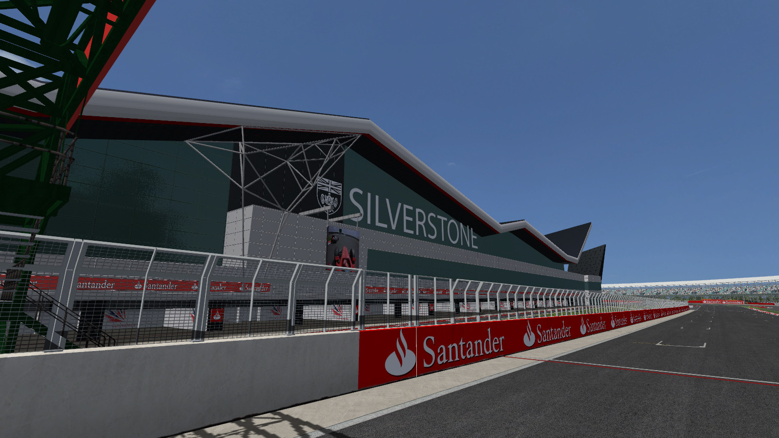 Silverstone Circuit 2012 for rFactor – Released – VirtualR.net – 100 ...