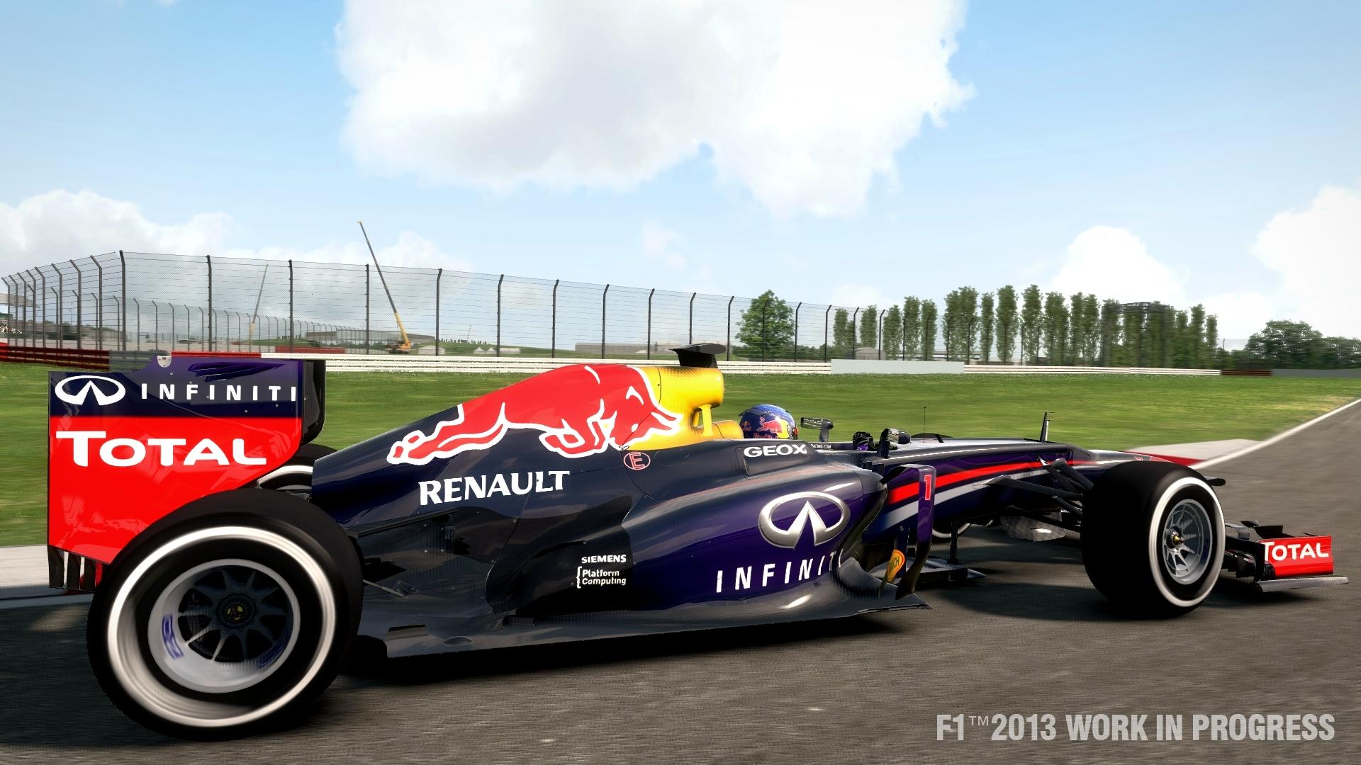 F1 2013 - New Preview & Video | VirtualR.net - 100% ...