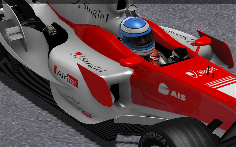 Singtel Race Simulator Released Virtualr Net 100