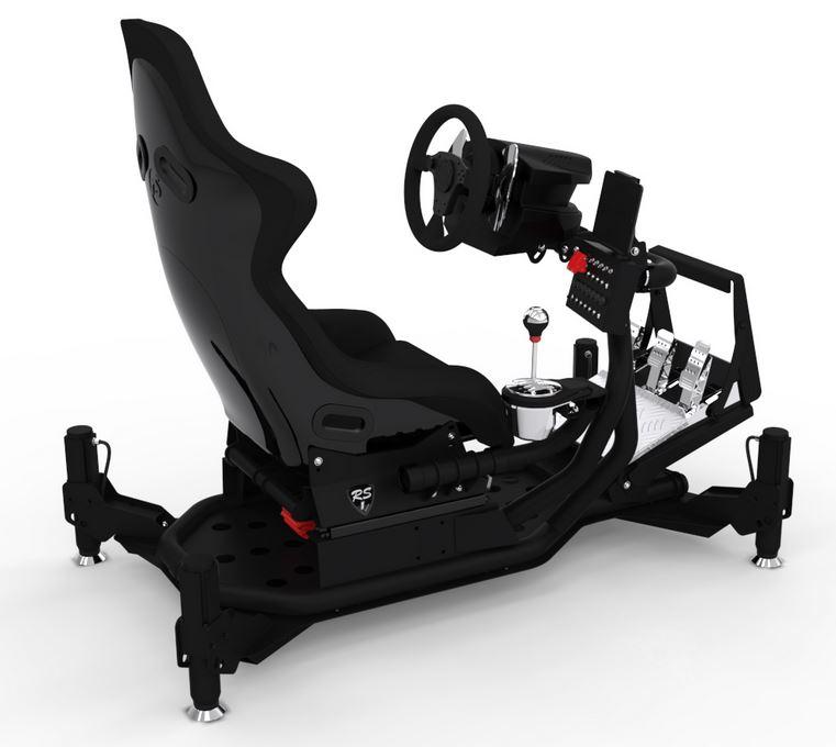 Audi Little Rock >> rSeat – RS1 Revealed – VirtualR.net – 100% Independent Sim Racing News