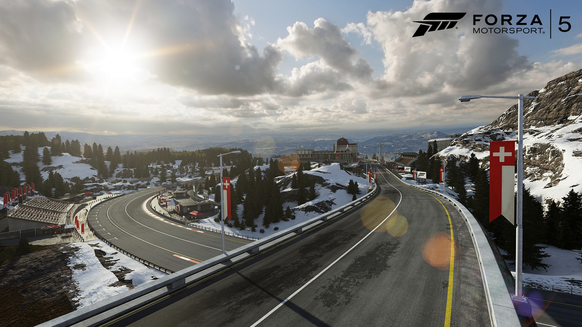 Forza Alps Wm on Pit Race Off Cars