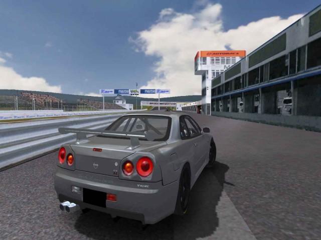 Nissan Skyline R34 1.1 – Released – VirtualR.net – 100% Independent ...