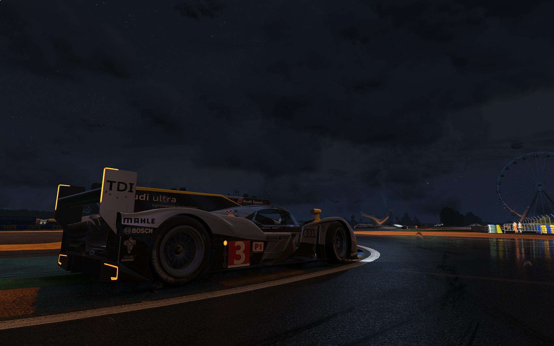Circuit H Du Mans Project Cars