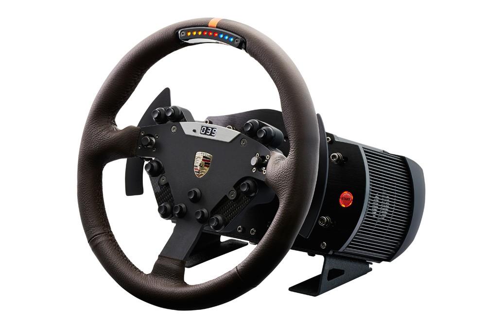 Steering Wheel Shaking >> Fanatec Porsche 918 RSR Wheel – Now Available – VirtualR.net – 100% Independent Sim Racing News