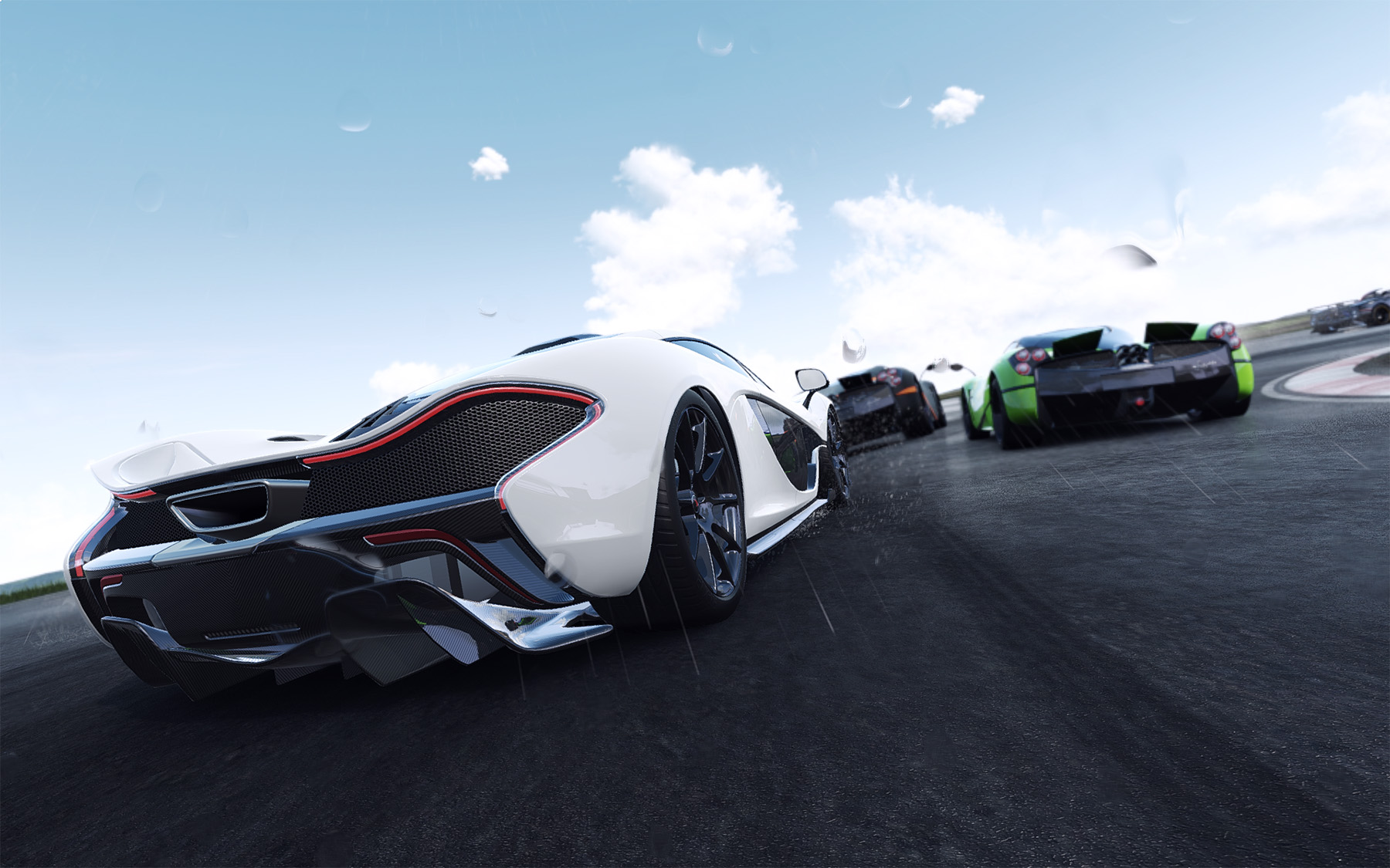 Project Cars Supercars Revealed Sim Racing News