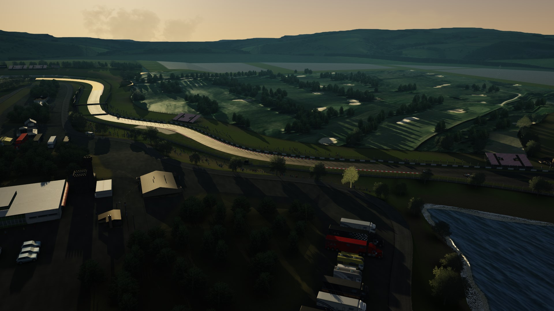 Castle Hill For Assetto Corsa Released Virtualr Net