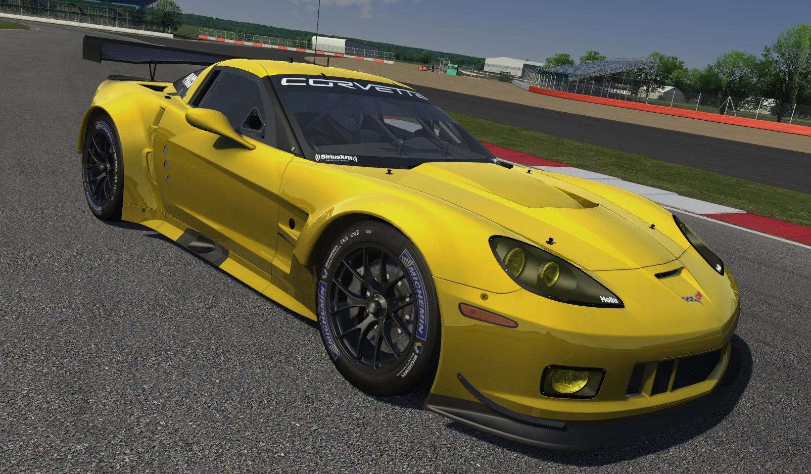 corvette c6 r for assetto corsa beta released sim racing news. Black Bedroom Furniture Sets. Home Design Ideas