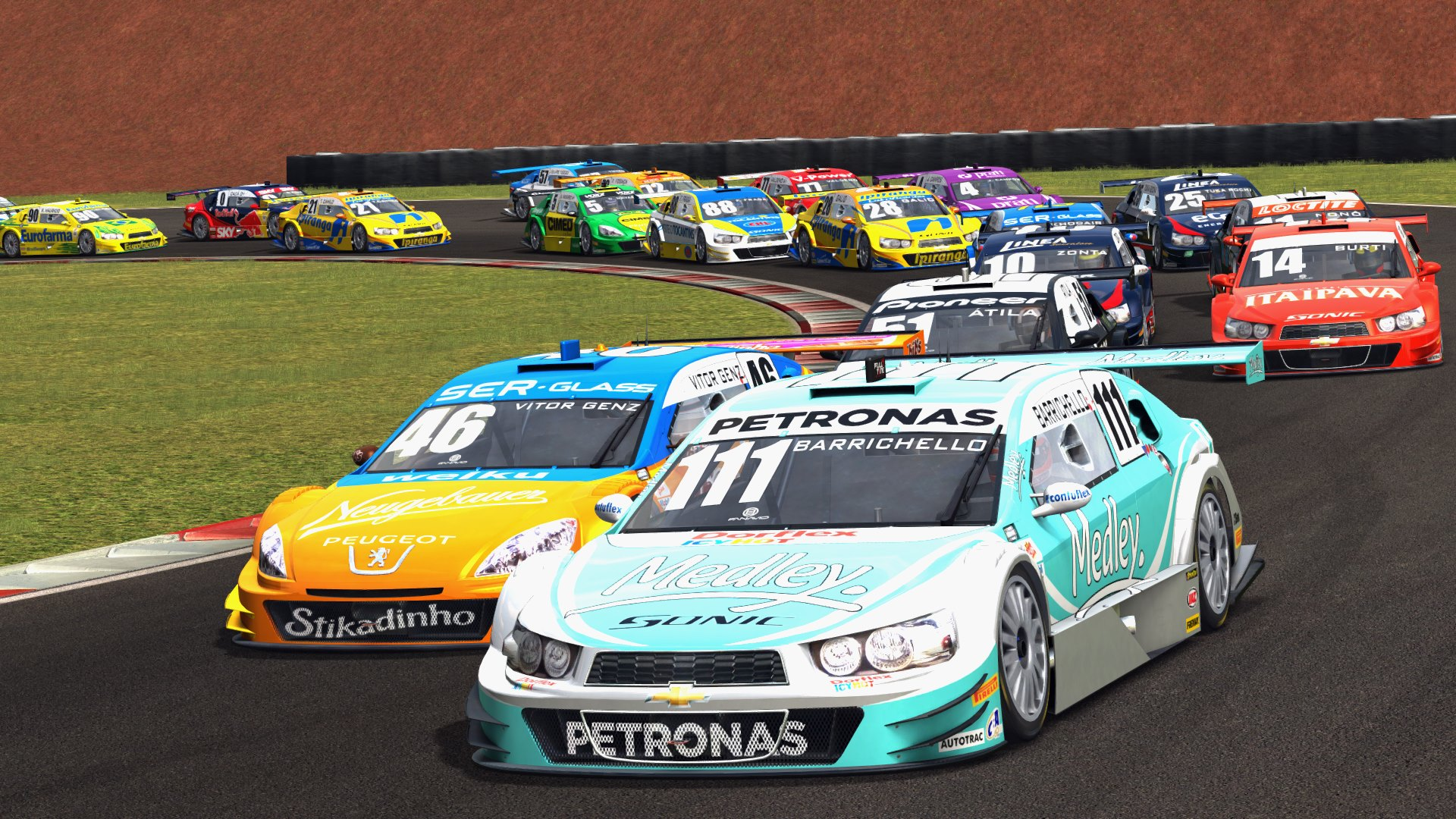 Game Stock Car Extreme Version 1 20 Released Virtualr