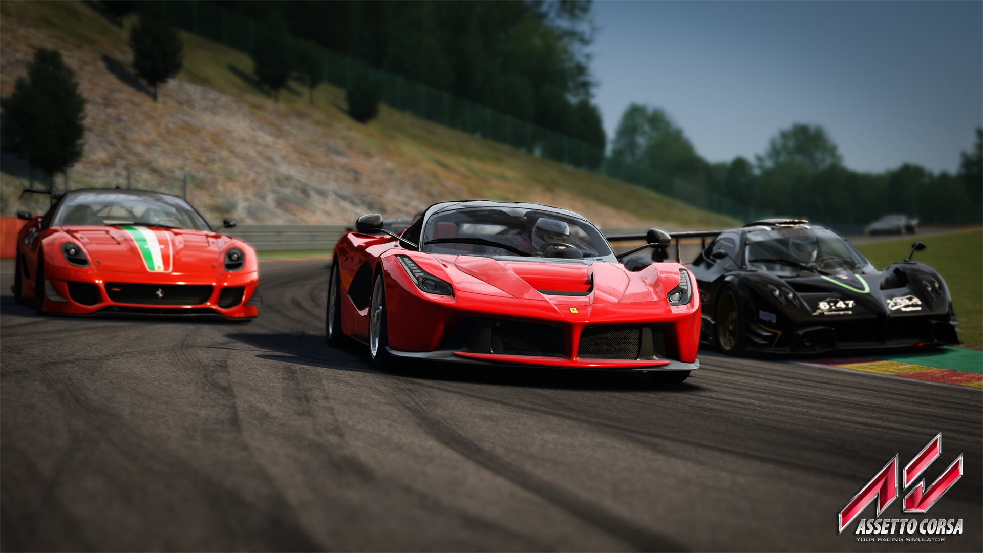 Assetto Corsa 1 0 Rc Released Virtualr Net 100