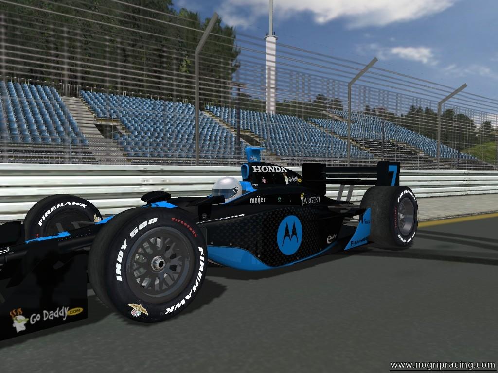 rF Open Wheel Racing for GTR2 – VirtualR net – 100