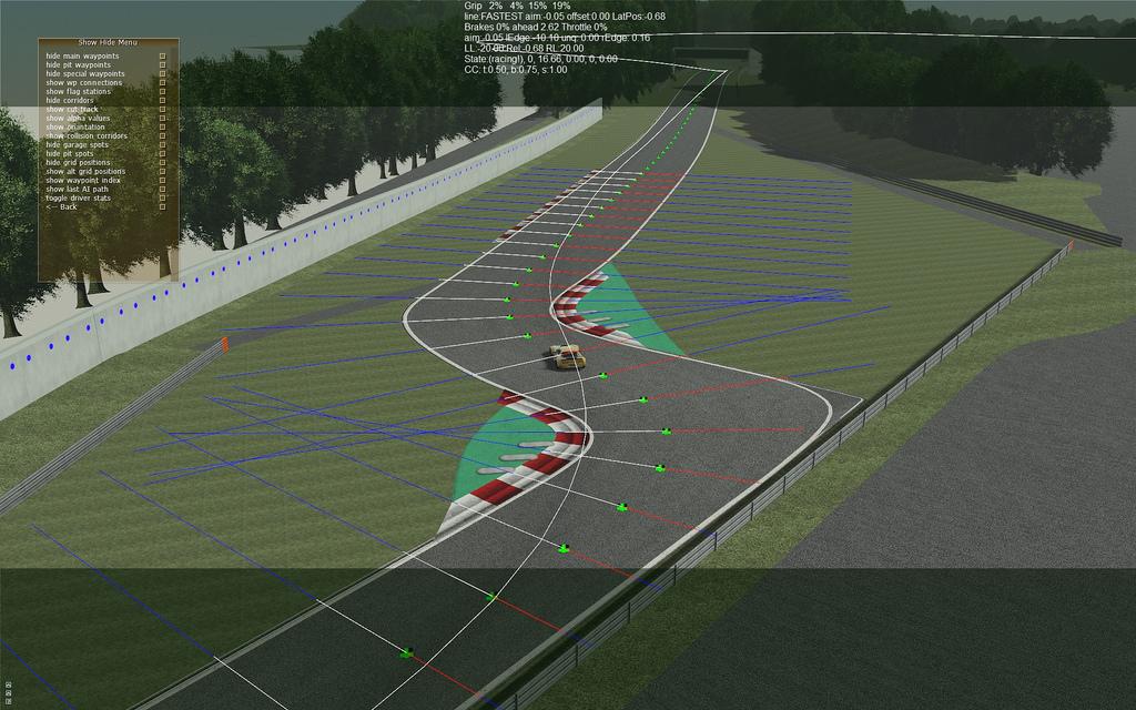 Zolder For Rfactor 2 Nine New Previews Virtualr Net