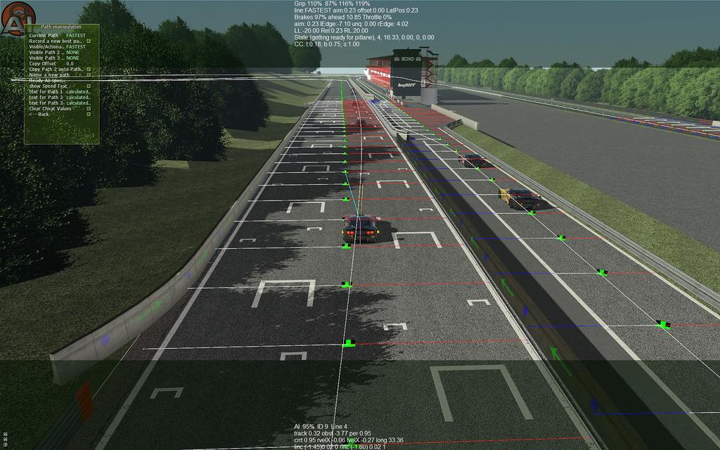 Circuito Zolder Belgica : Zolder for rfactor nine new previews virtualr