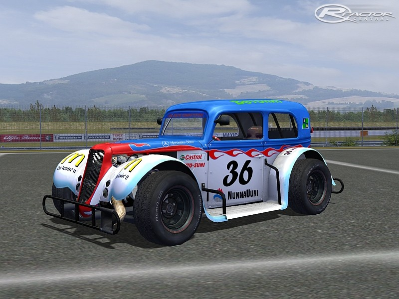 Legend Race Car Bodies http://www.virtualr.net/legends-cars-close-to-release