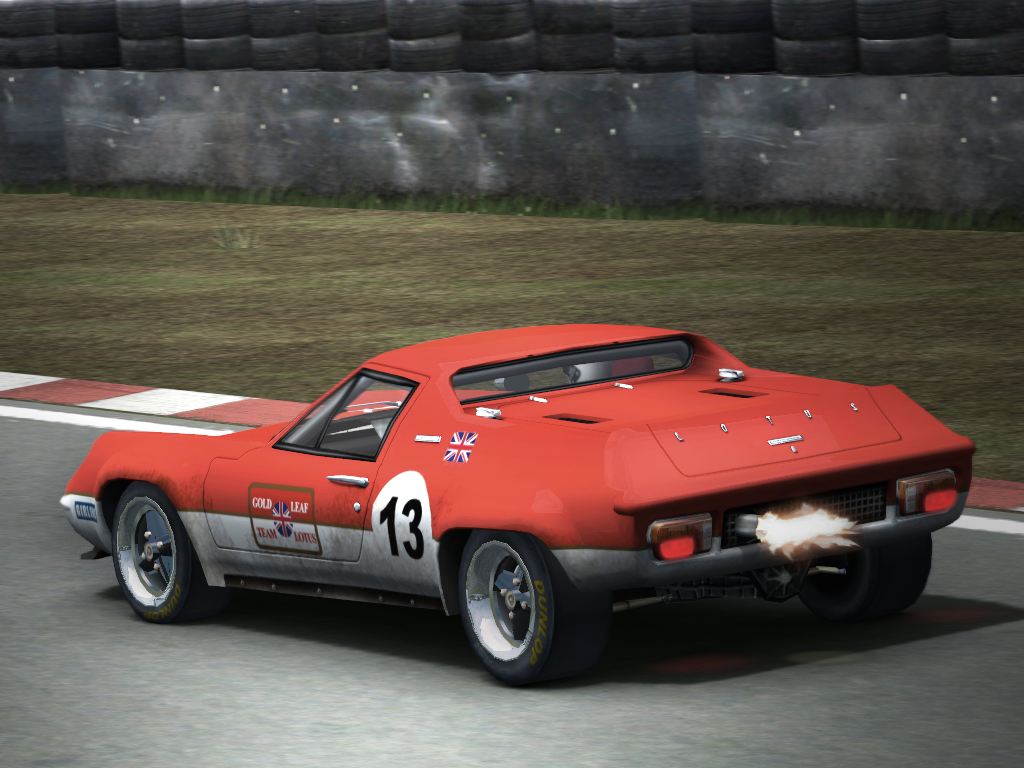 Spirit of 76 – Lotus Europa Previews – VirtualR.net – Sim Racing News