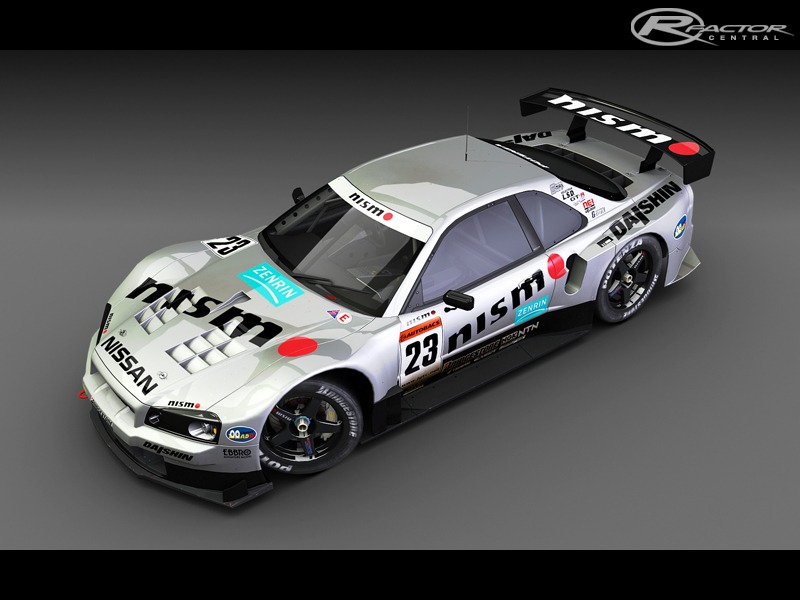 Nissan Xanavi Gtr Previews Virtualr Sim Racing News
