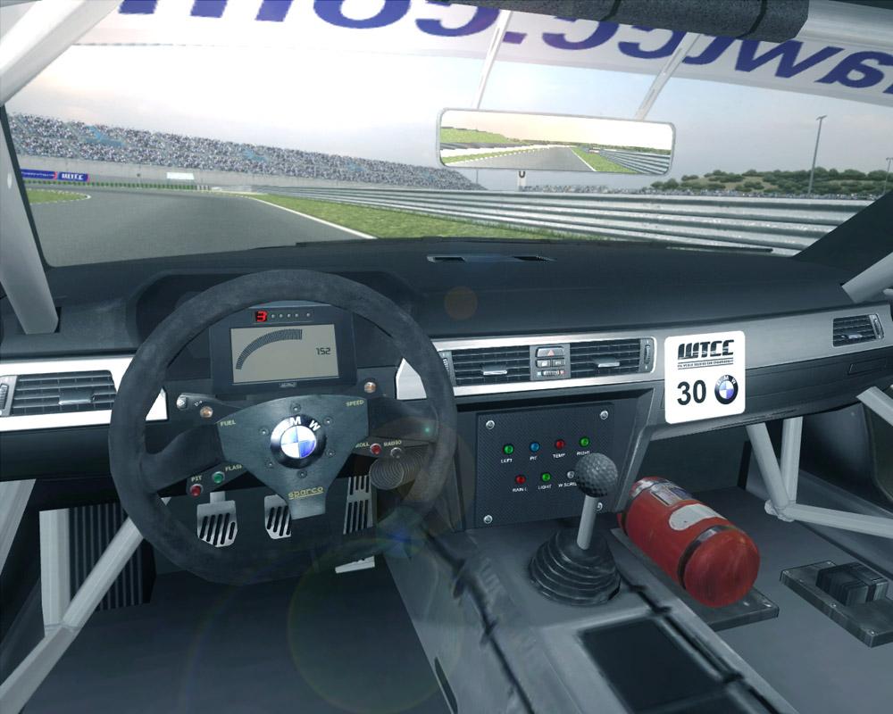 BMW 320si E90 WTCC 2006 - 2008