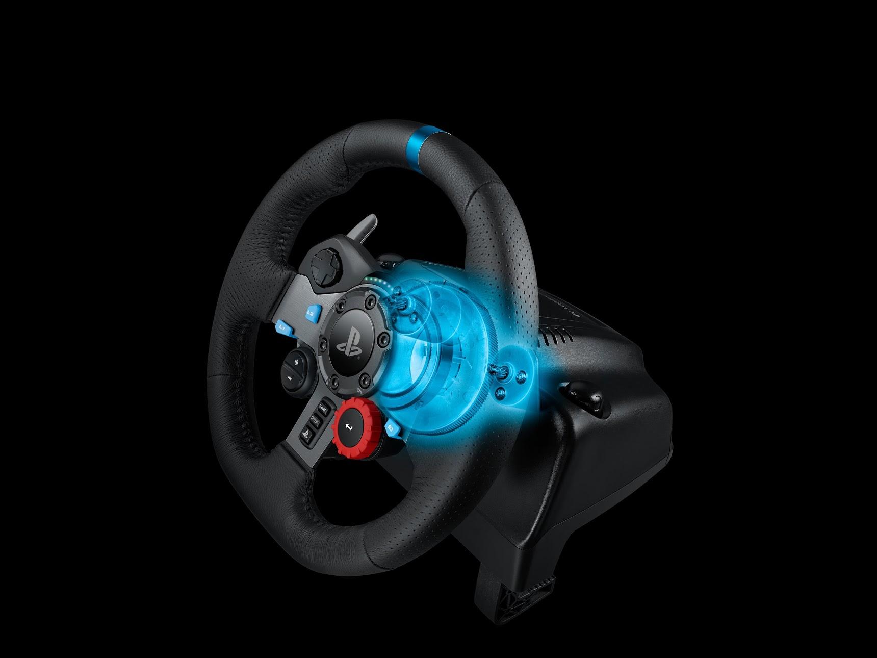 434b80832ae Logitech Announces G29 & G920 Steering Wheels – VirtualR.net – 100 ...