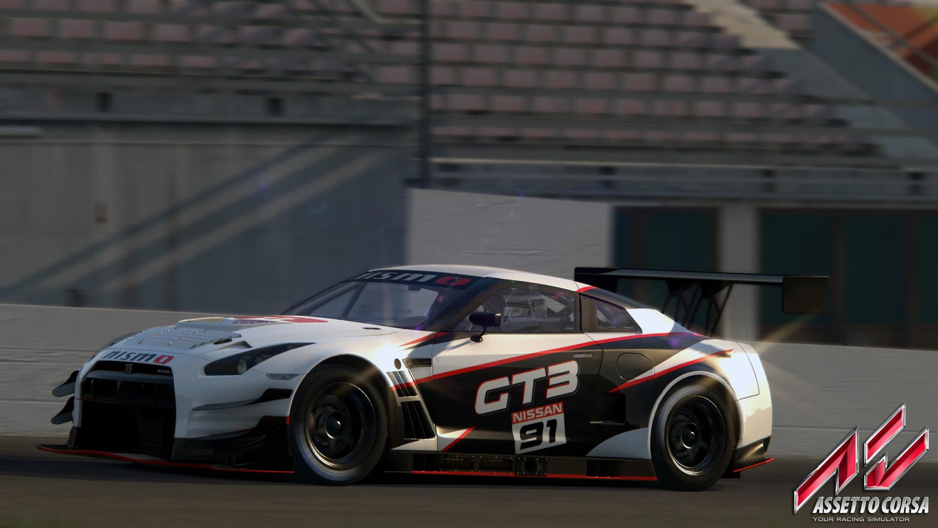 Assetto Corsa – More Nissan GT-R GT3 Previews – VirtualR ...