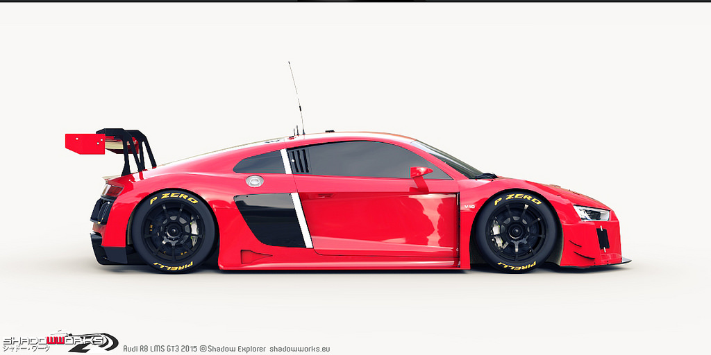 Gt3 Mod For Project Cars New Audi Previews Virtualr