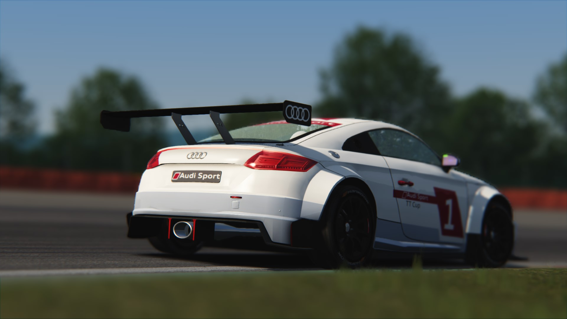 audi tt cup 2015 for ac first in game previews sim racing news. Black Bedroom Furniture Sets. Home Design Ideas