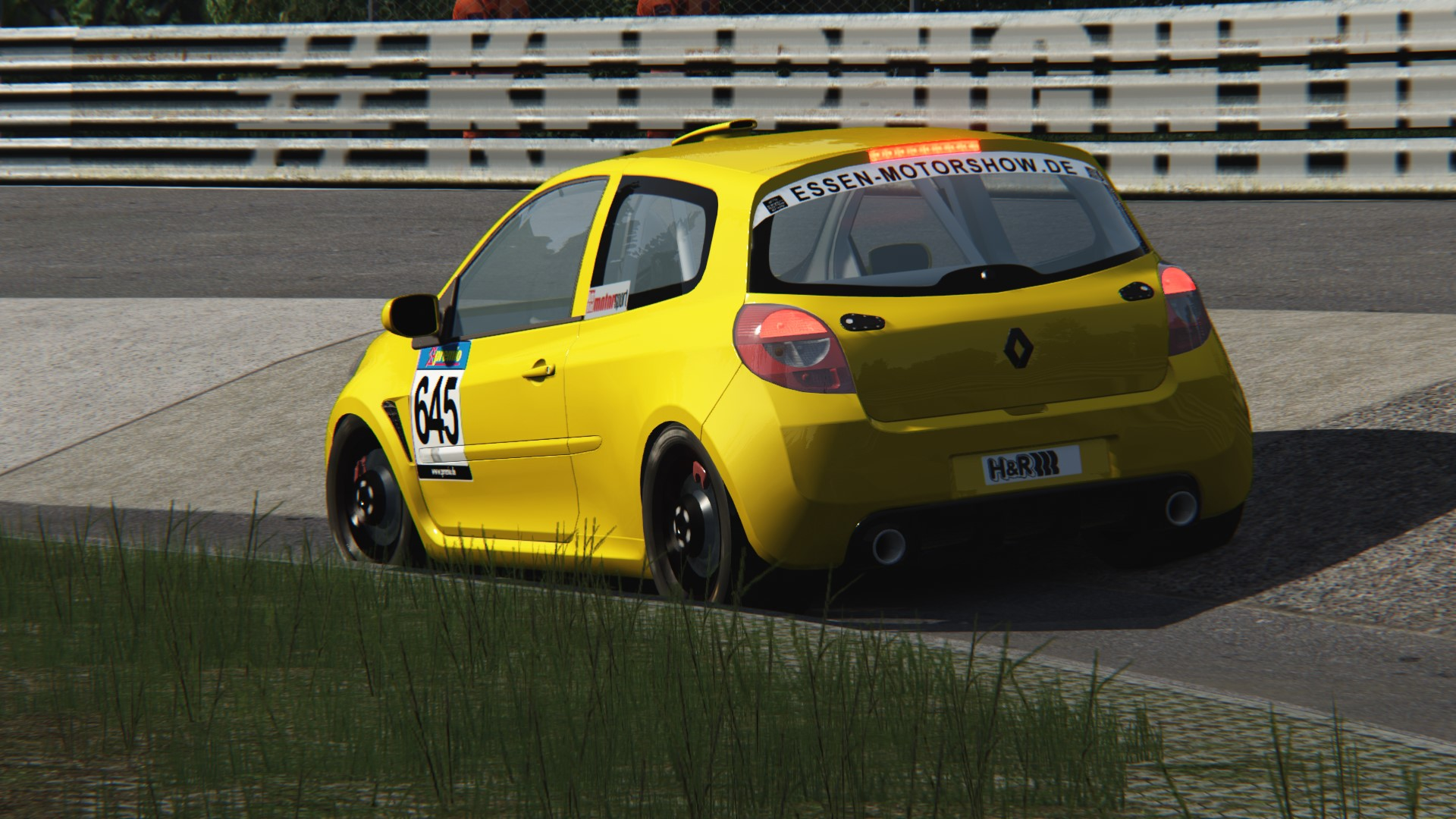 renault clio rs for ac first preview sim racing news. Black Bedroom Furniture Sets. Home Design Ideas