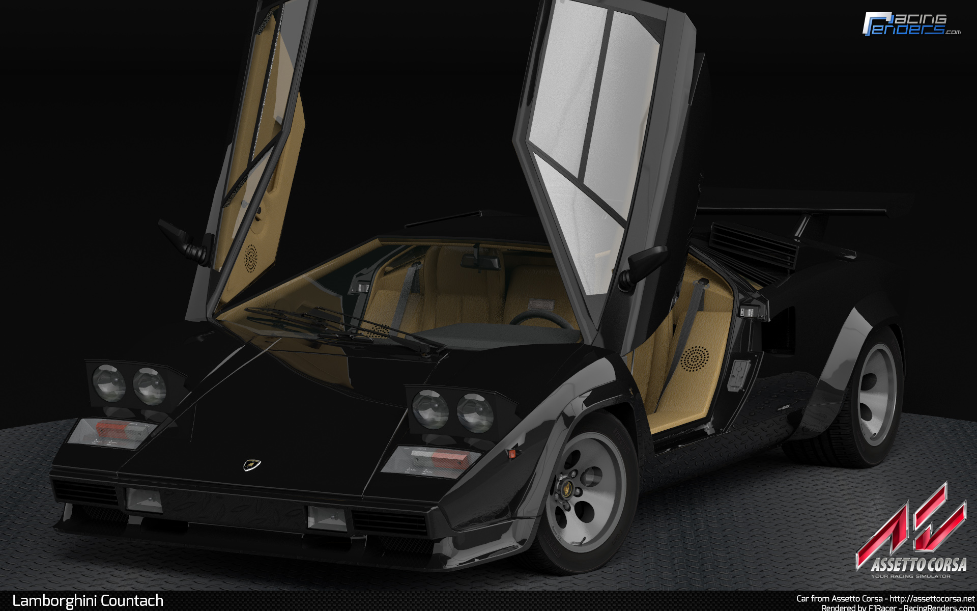 Countach-1 Surprising Lamborghini Countach Real Racing 3 Cars Trend
