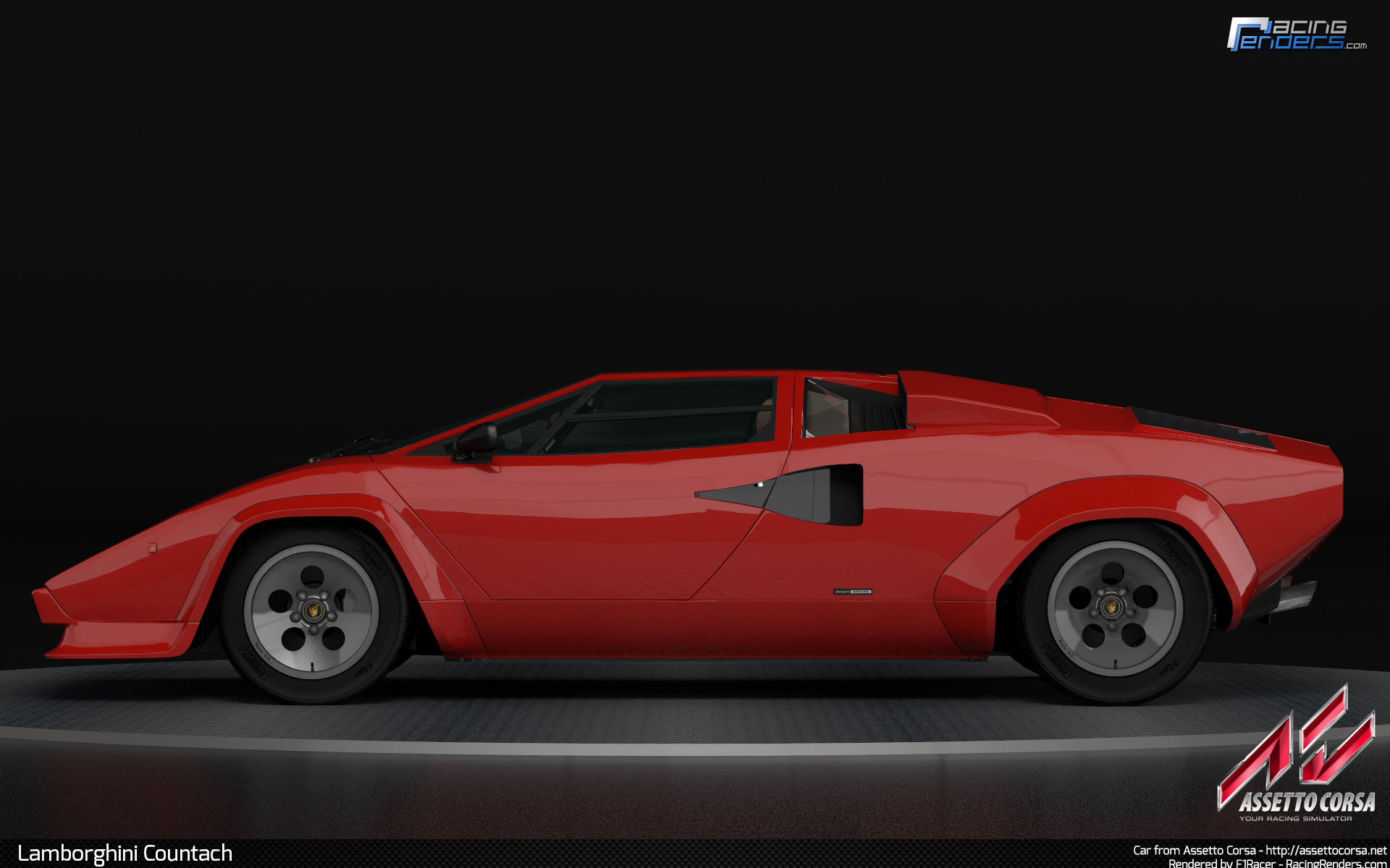 Countach-3 Surprising Lamborghini Countach Real Racing 3 Cars Trend
