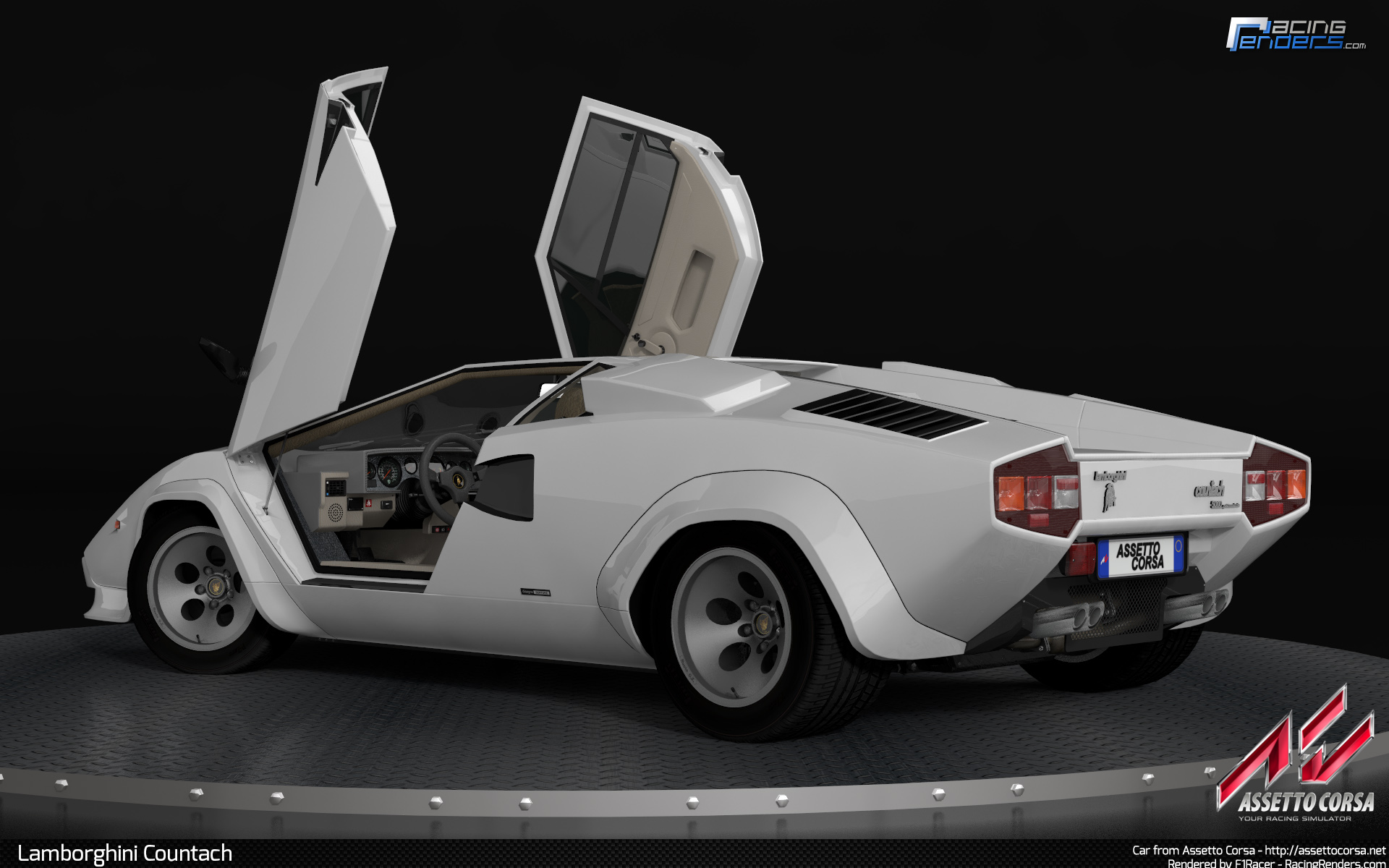 Countach-6b Surprising Lamborghini Countach Real Racing 3 Cars Trend
