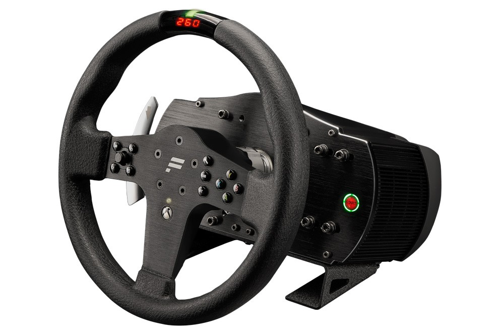 fanatec csl steering wheel p1 for xbox one announced. Black Bedroom Furniture Sets. Home Design Ideas
