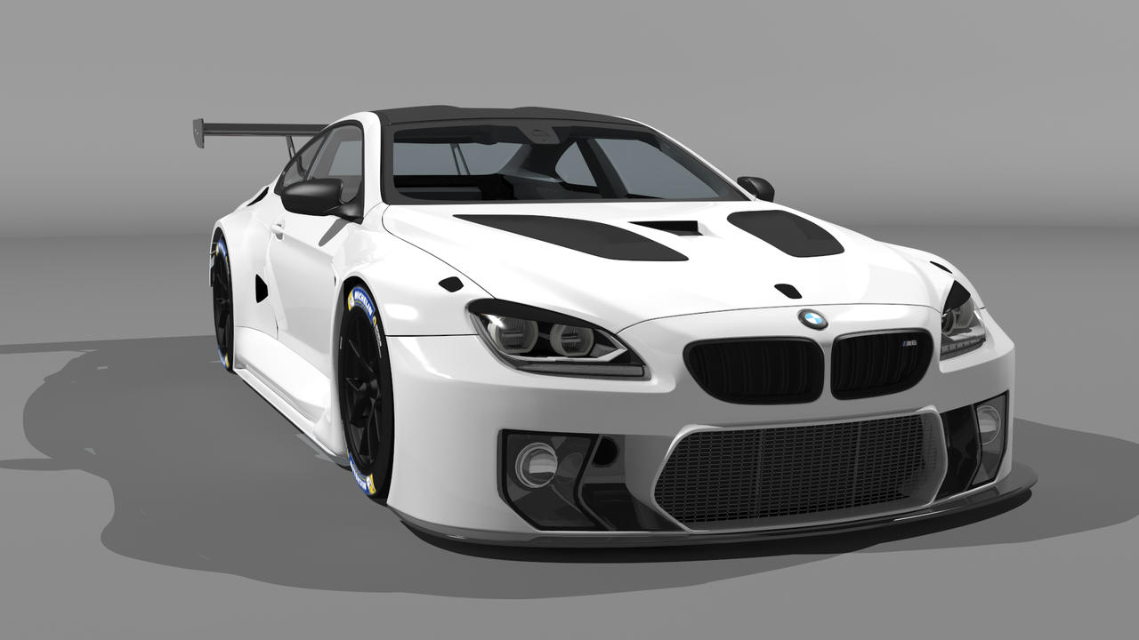 bmw m6 gt3 for ac first previews sim racing news. Black Bedroom Furniture Sets. Home Design Ideas