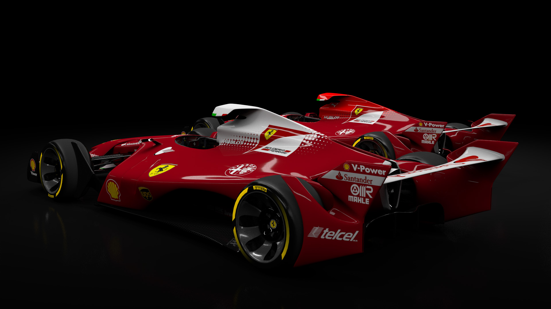 Ferrari F1 Concept 1 01 For Ac Released Virtualr Net