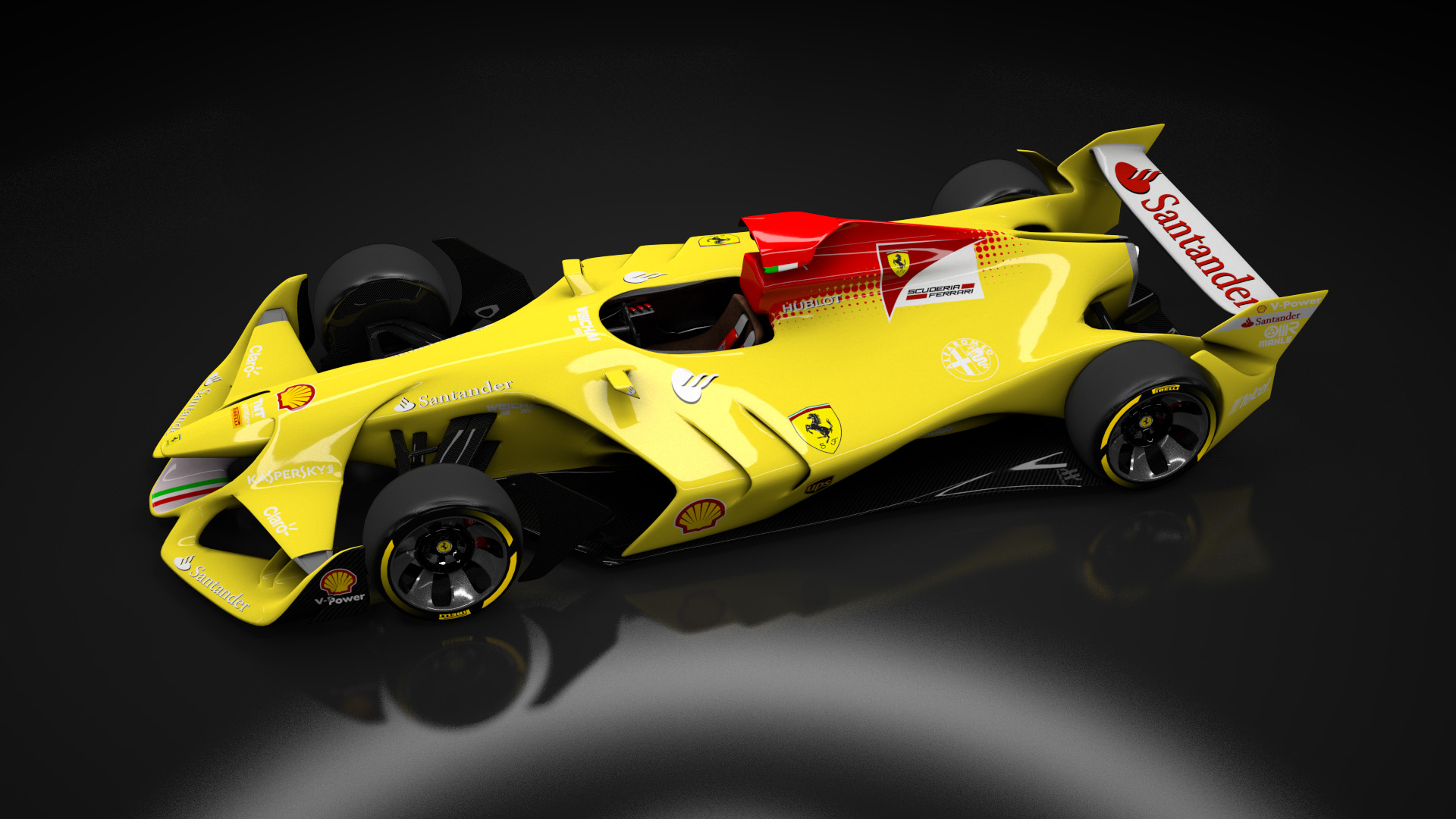 Ferrari F1 Concept 101 for AC  Released  VirtualRnet