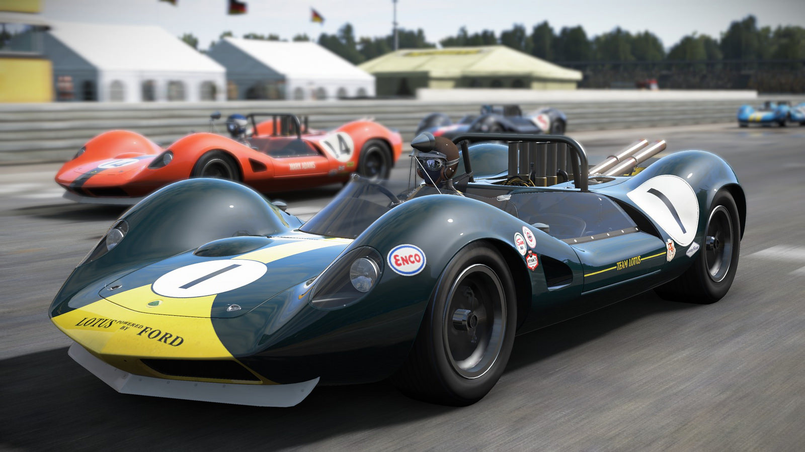 Project CARS – Classic Lotus Track Expansion Out! – VirtualR.net ...