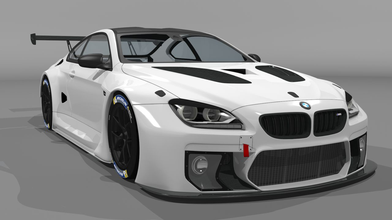 bmw m6 gt3 for ac new preview sim racing news. Black Bedroom Furniture Sets. Home Design Ideas