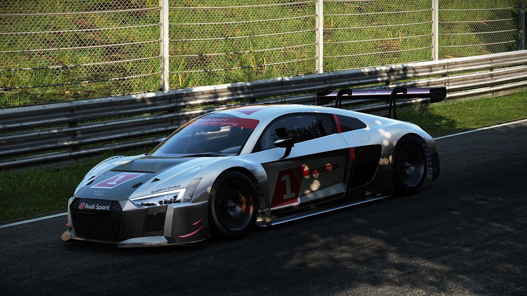 gt3 mod for project cars impressive new previews sim racing news. Black Bedroom Furniture Sets. Home Design Ideas