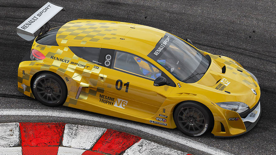 Project CARS Renault Sport Car Pack   Now Available