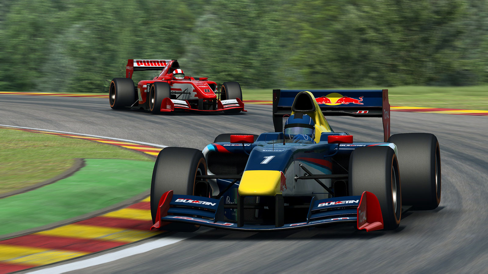 r3e formula raceroom 2 now available virtualr net raceroom experience raceroom racing