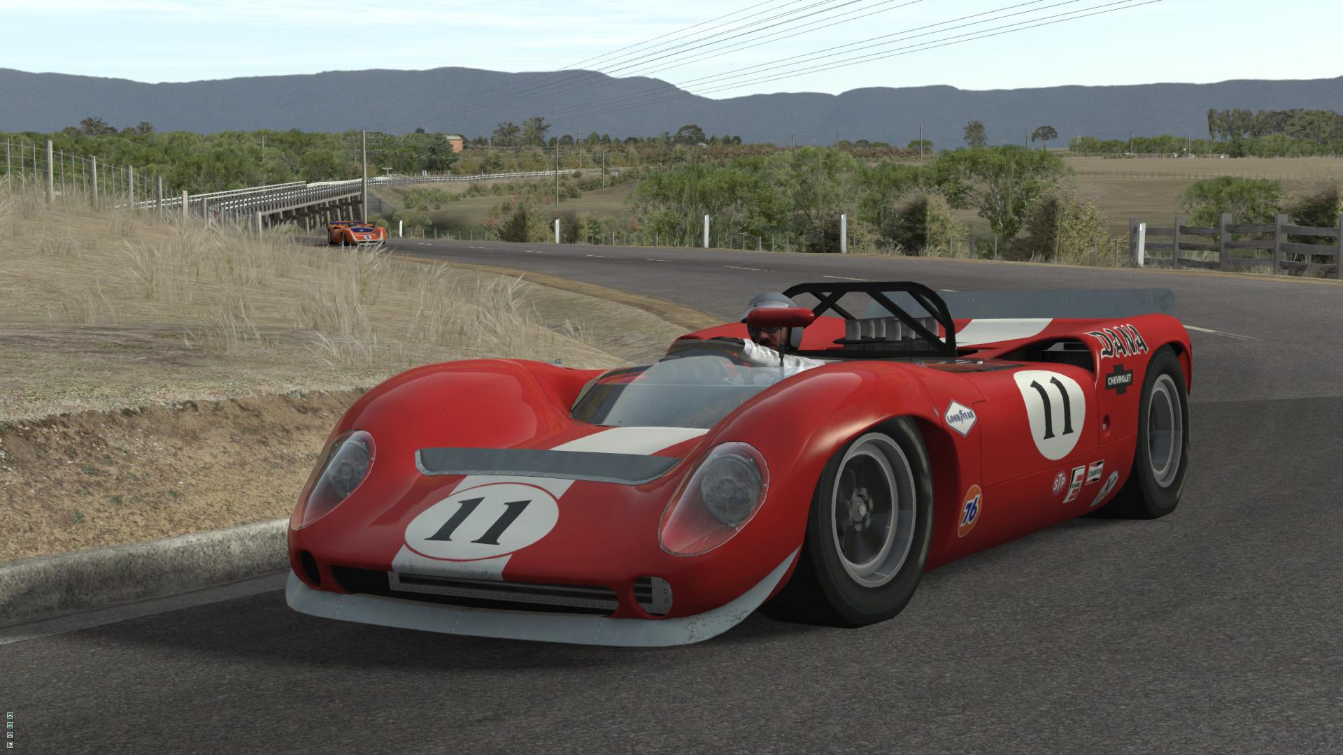 Новые превью Lola T70 Spyder