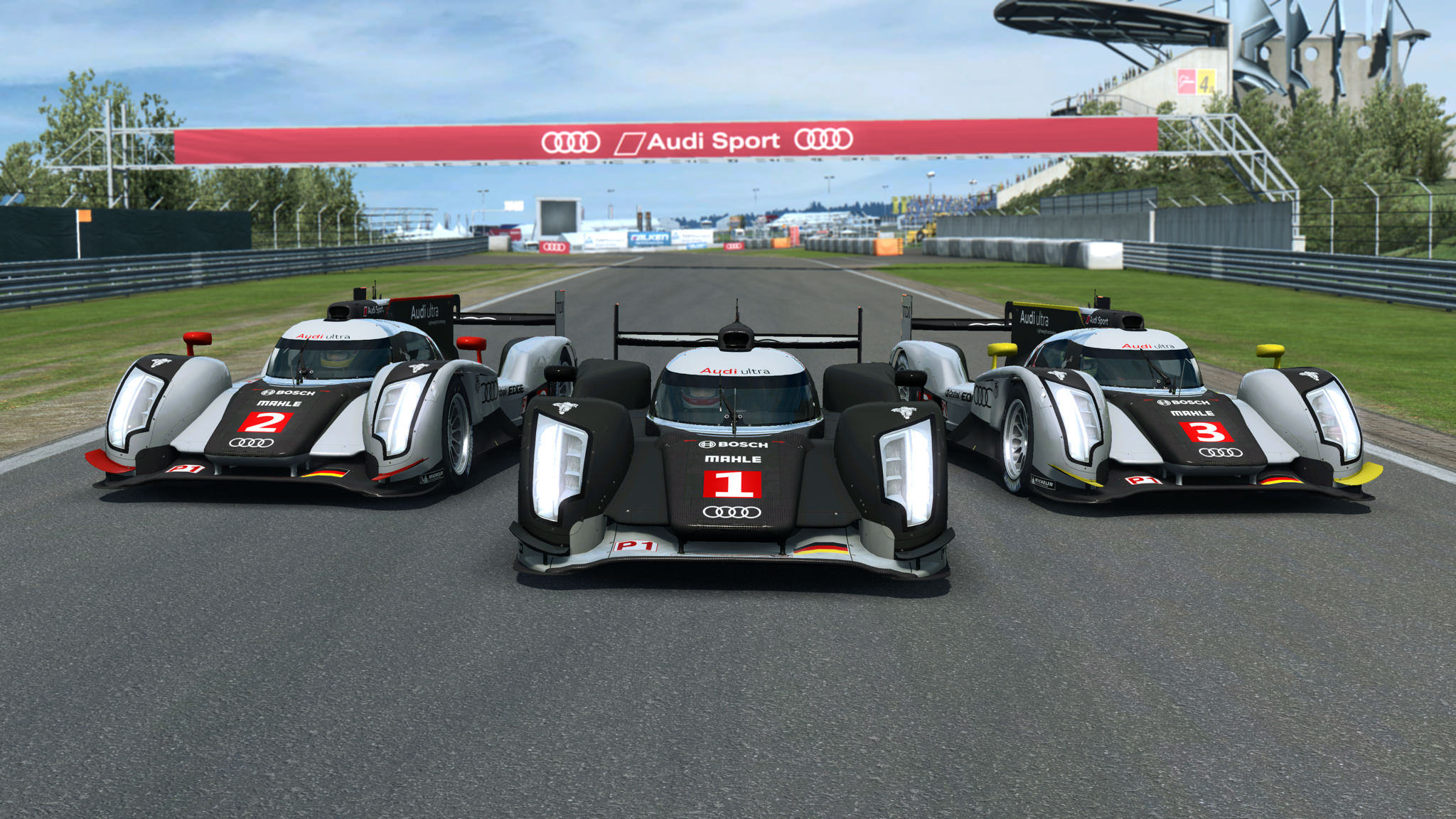 R3e Audi R18 Lmp1 Car Now Available Virtualr Net Sim Racing News