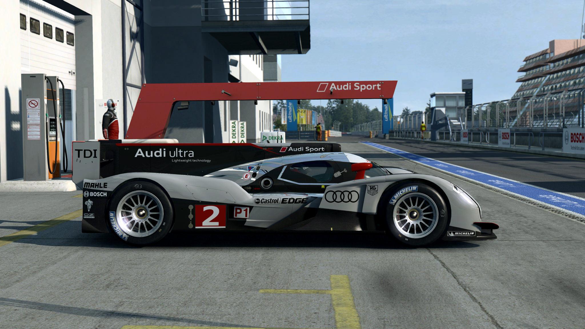 Cars Now: Audi R18 LMP1 Car Now Available