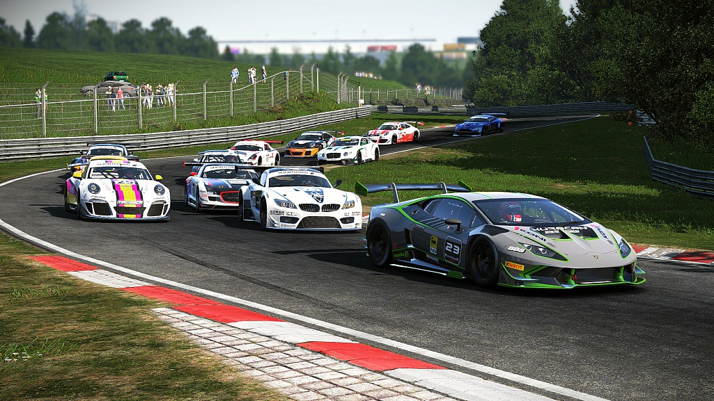 Lamborghini Huracan Super Trofeo For Pcars Previews Virtualr Net